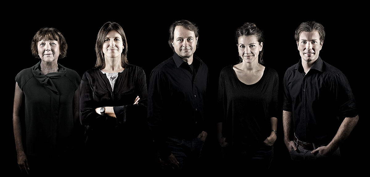 Teamfoto Fotostudio René Lamb Fotodesign