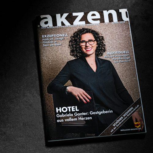 Akzent Titel - Ganter Hotel